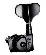 Schaller Sc503.414 Mecaniques M4s 4 Gauches Noir