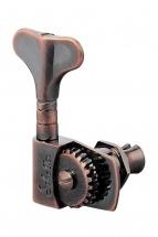Schaller Sc503.437 Mecaniques M4s Light 4 Gauches Vintage Copper