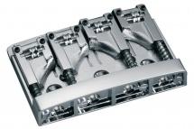 Schaller Chevalets Basse Electrique 3d-4 4 Cordes Chrome