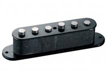 Schaller Micros Guitares Electriques S6 Vintage Custom Noir