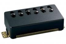 Schaller Micros Guitares Electriques Golden 50 Super Reglable Humbucker Noir