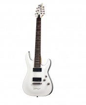 Schecter Demon 7 Vintage White