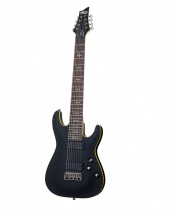 Schecter Demon 8 Satin Black