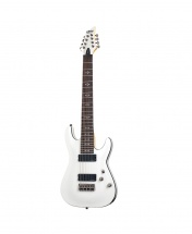 Schecter Demon 8 Vintage White
