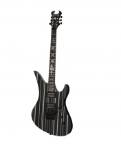 Schecter Synyster Gate Custom Signature Black