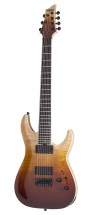 Schecter C-7 Sls Elite - Antique Fade Burst