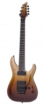 Schecter C-7 Fr Sls Elite - Antique Fade Burst