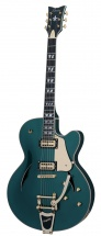 Schecter Coupe - Dark Emerald Green