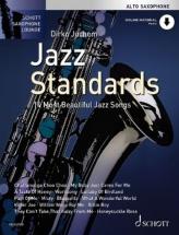 Juchem Dirko - Jazz Standards - Alto Saxophone + Online Material - 14 Most Beautiful Jazz Songs
