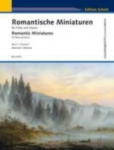 Romantic Miniatures Vol.1 - Flute and Piano