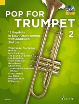 Bye Uwe - Pop For Trumpet Vol.2 + Cd - Trompette