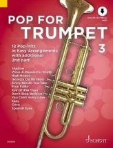 Bye Uwe - Pop For Trumpet Vol.3 + Audio Online - Trompette