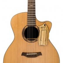 Schlagwerk S-sj110z - Samjam Guitar Snare Zebrano
