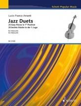 Amanti L. F. - Jazz Duets - Violoncelle