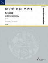 Hummel B. - Scherzo Op. 13e - Basson