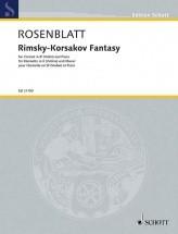 Rosenblatt A. - Rimsky-korsakov Fantasy - Clarinette