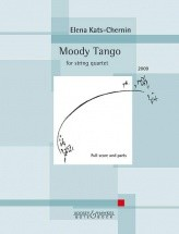 Kats-chernin E. - Moody Tango - Ensemble Cordes