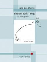 Kats-chernin E. - Slicked Back Tango - Ensemble Cordes