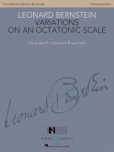 Bernstein L. - Variations On An Octatonic Scale - Musique De Chambre