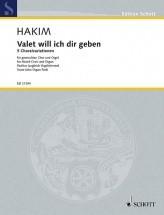 Hakim N. - Valet Will Ich Dir Geben - Chorale