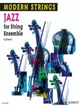 Busch S. - Jazz For String Ensemble - Ensemble Cordes - Contrebasse