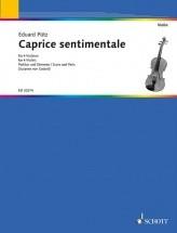 Puetz E. - Caprice Sentimentale - Violon