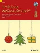 Fröhliche Weihnachtszeit - Violoncelle