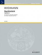 Widmann J. - Nightpiece - Musique De Chambre