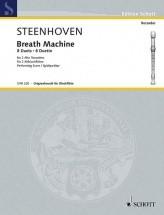 Steenhoven K. - Breath Machine - Alto