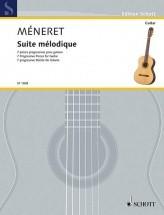 Méneret L. - Suite Mélodique - Guitare