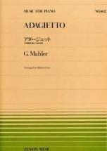 Mahler Gustav - Adagietto From Symphonie N°5 - Piano