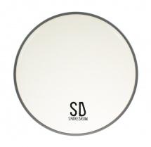 Sparedrum As10cl - 10 Alverstone Transparente - 1 Pli - 10 Mil