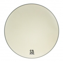 Sparedrum As22co-b - Peau Gc 22 Alverstone Sablée - 1 Pli - 10 Mil