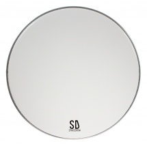 Sparedrum As24sw-b - Peau Gc 24 Alverstone Smooth White - 1 Pli - 10 Mil