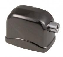 Sparedrum L17bd-bk - Coquille Grosse Caisse - 25mm Noir (x1)