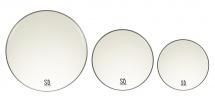 Sparedrum 10-12-16 Alverstone Transparente Stage Pack