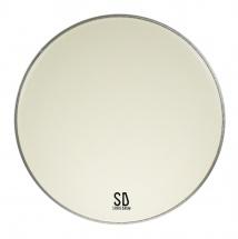 Sparedrum Sr18sw-b - Peau Surdo 18 Powerkick Samba Rio - 1 Pli + Muffler - 10 Mil