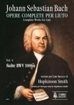 Bach J.s. - Complete Works For Lute Vol. 4