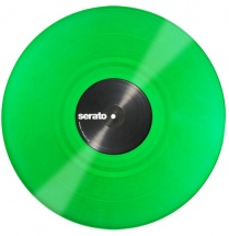 Serato Vinyle Vert 12 (paire)