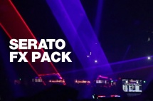 Serato Expansion Pack Fx Kit - Scratch Card