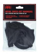 Meinl Set Marqueurs   Pour Tapis Batterie