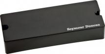 Seymour Duncan Soapbar 5 Blackouts Chevalet Noir