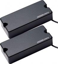 Seymour Duncan Asb-bo-5s - Kit Soapbar 5 Blackouts Noir