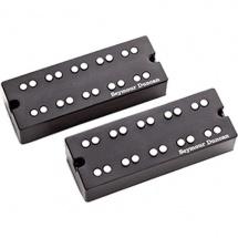 Seymour Duncan Nycb-5s - Kit Nyc Bass 5c Passif Noir