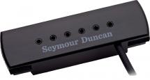 Seymour Duncan Sa-3xl-bk - Woody Hum-canceling Plots Noir