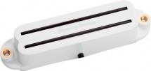 Seymour Duncan Scr-1n-w - Cool Rails Strat Manche Blanc