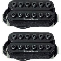 Seymour Duncan Sh-8s - Invader Kit Noir