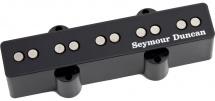 Seymour Duncan 70/74 Jazz Bass 5 Manche Noir