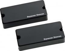Seymour Duncan Ssb-4s - Kit Soapbar Passif Ph2 Noir