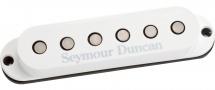 Seymour Duncan Custom Stag Strat Blanc